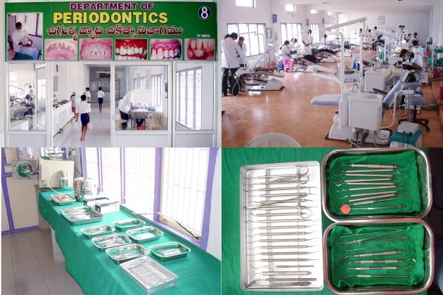 Department of Periodontics